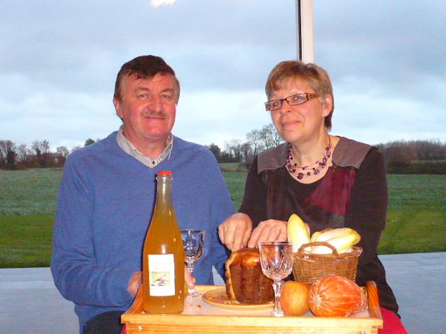 Xavier et Martine Avet